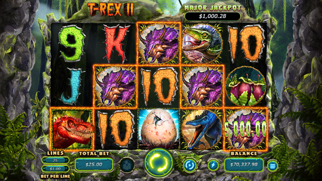 Crazy money slot machine las vegas
